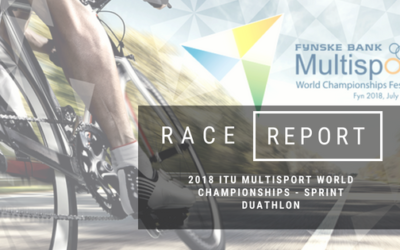 2018 ITU Multisport World Championships – Race Report