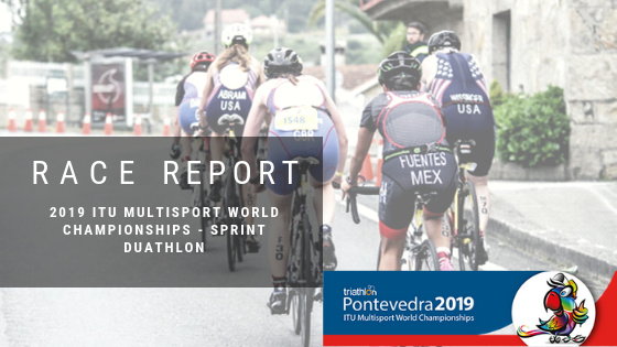 2019 ITU Multisport World Championships – Race Report